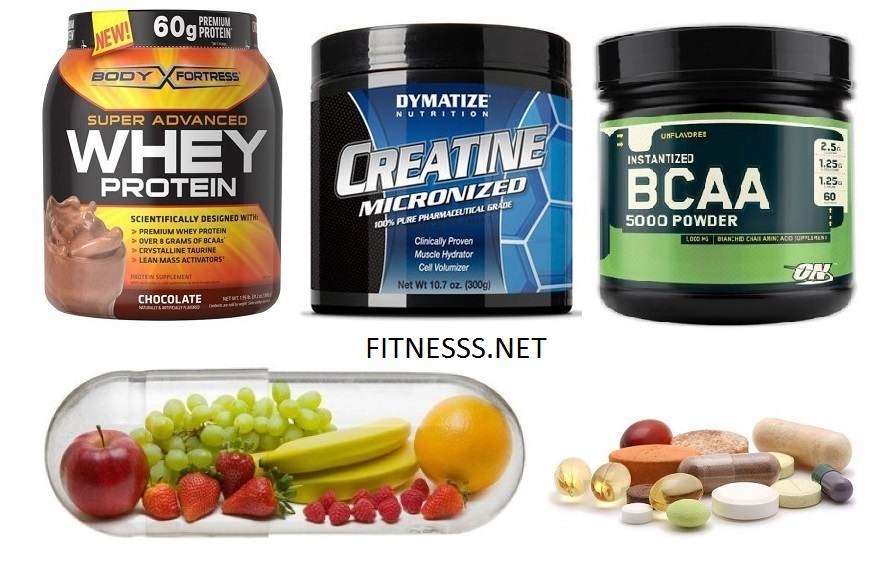 how to build muscle fast_use supplements correctly