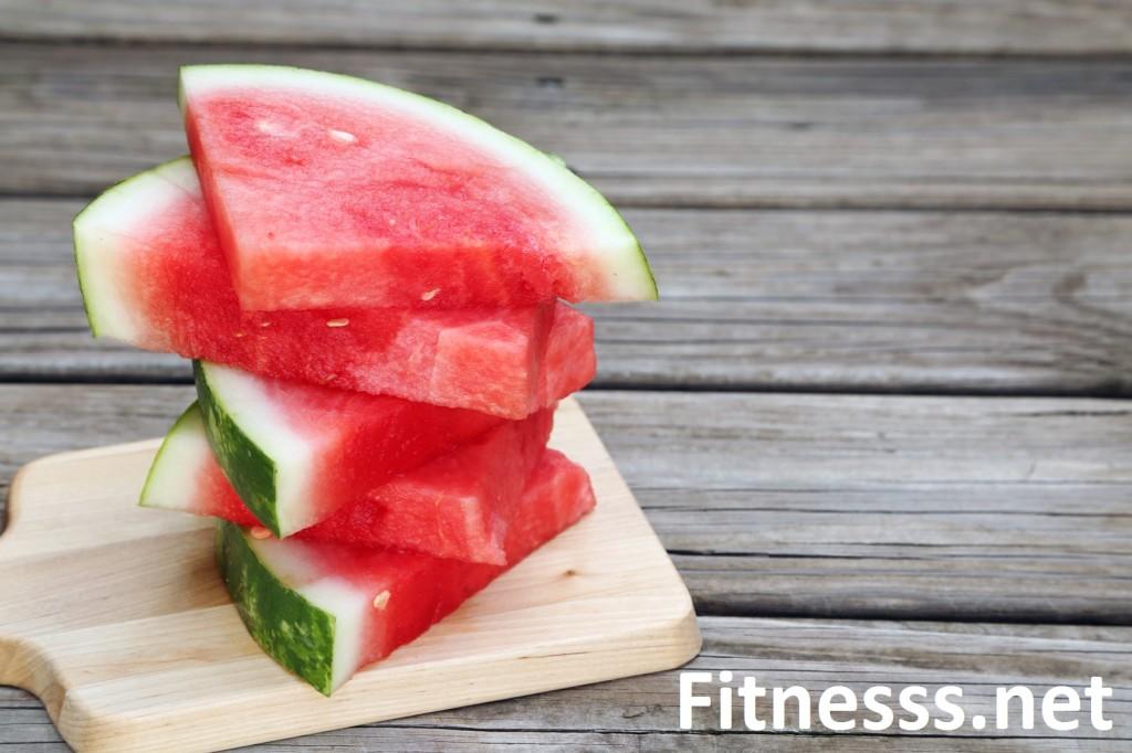 watermelon diet weight loss plan