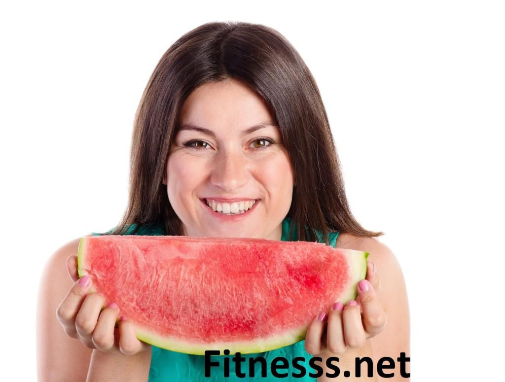 watermelon diet plan