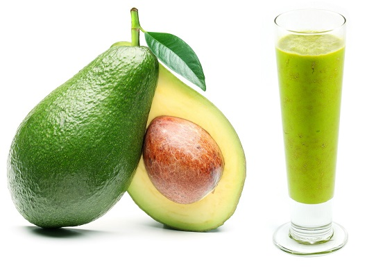 Fruit and Veggie Detox - Avocado