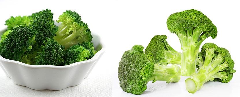 Fruit and Veggie Detox - Broccoli