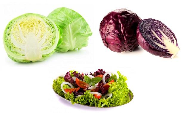 Fruit and Veggie Detox - Cabbage
