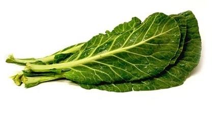 Fruit and Veggie Detox -Collard Greens