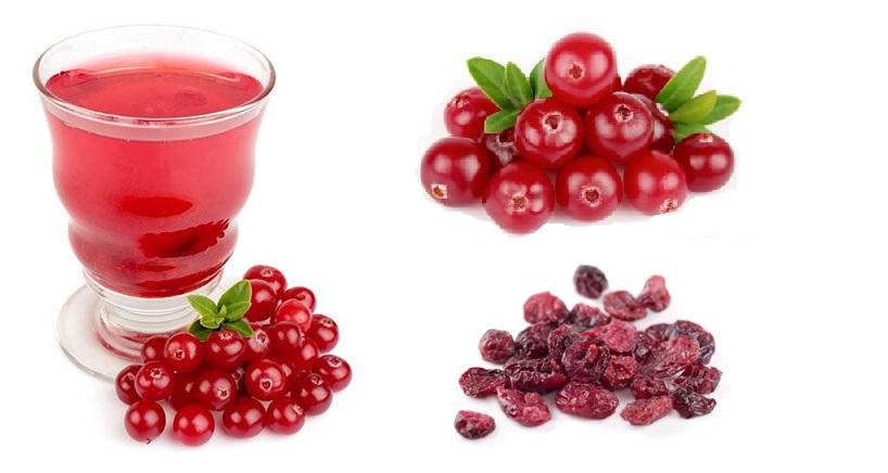 Fruit and Veggie Detox - Cranberry