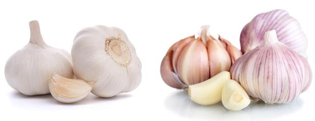 Fruit and Veggie Detox - Garlic