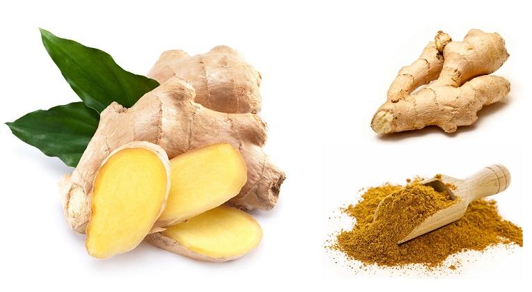 Fruit and Veggie Detox - Ginger