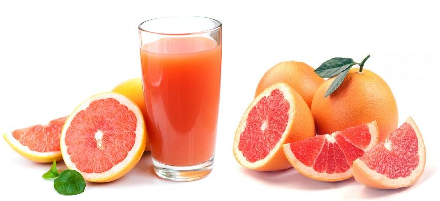 Fruit and Veggie Detox - Grapefruit