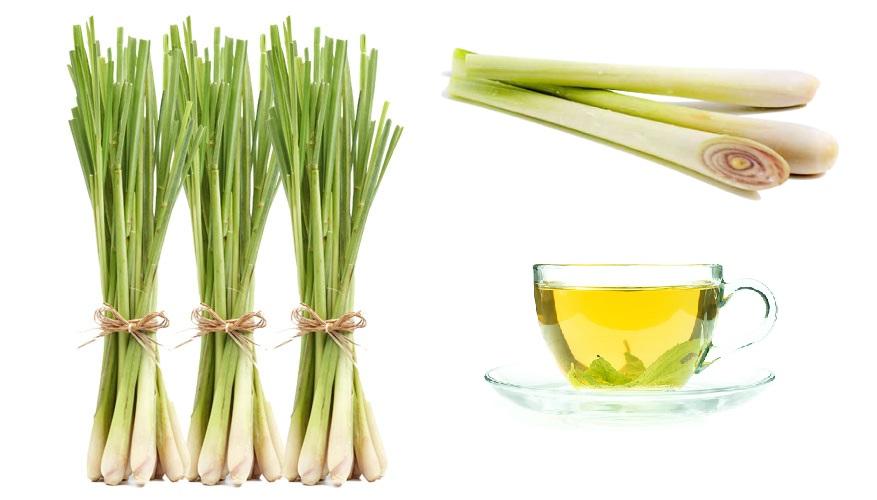 Fruit and Veggie Detox - Lemongrass