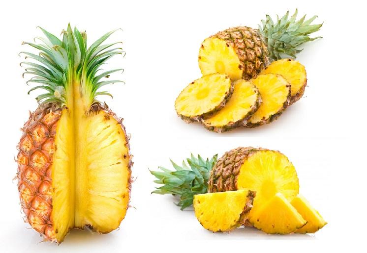 Fruit and Veggie Detox -Pineapple