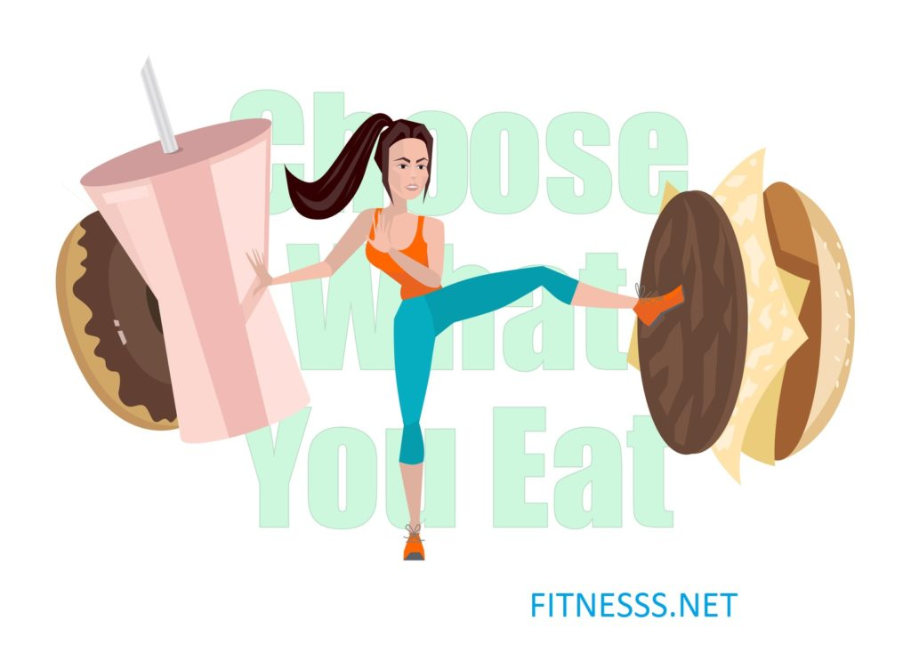 How to lose 20 pounds in 2 weeks-choose what you eat