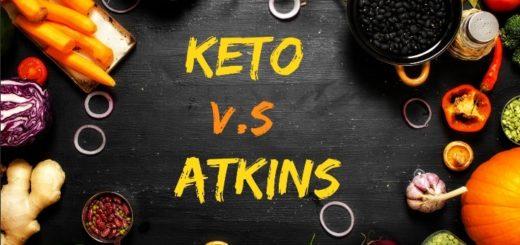 Keto VS Atkins